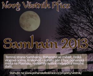 Věstník Samhain 2013