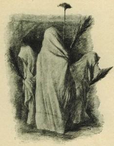 Báby (ilustrace prof. Karel Rozum)